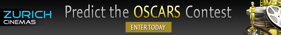 Predict the Oscars Contest - Zurich Cinemas